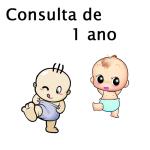 Consulta de 12 Meses com Pediatra - Puericultura