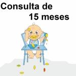 Consulta de 15 Meses com Pediatra - Puericultura