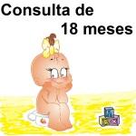 Consulta de 18 Meses com Pediatra - Puericultura