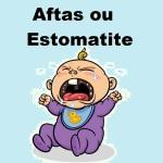 Estomatite ou Aftas