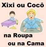 Xixi ou Cocô na Roupa ou Cama